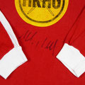 Trikot, Heimtrikot, Saison 1978/1979, Fortuna Düsseldorf, matchworn, Nr. 16, Wolfgang Seel, Puma, ARAG