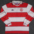 Trikot, Heimtrikot, Saison 1995/1996, Fortuna Düsseldorf, Jugend, matchworn, Umbro