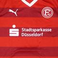 Trikot, Saison 2015/2016, Fortuna Düsseldorf, Jugend, matchworn, Puma, Stadtsparkasse Düsseldorf