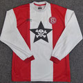 Trikot, Heimtrikot, Saison 2002/2003, Fortuna Düsseldorf, matchworn, Nr. 10, Michael Hopp, Umbro, Die Toten Hosen