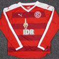 Trikot, Heimtrikot, Trikot, Saison 2015/2016, Fortuna Düsseldorf, Jugend, matchworn, Puma, IDR