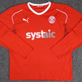Trikot, Heimtrikot, Saison 2009/2010, Fortuna Düsseldorf, Rohling, Jugend, Systaic, Puma