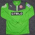 Trikot, Torwarttrikot, Saison 2014/2015, Fortuna Düsseldorf, matchprepared, Nr. 19, Lars Unnerstall, Puma, Otelo