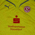 Trikot, Torwarttrikot, Saison 2009/2010, Fortuna Düsseldorf, matchworn, Nr. 22, Michael Ratajczak, Puma, Stadtsparkasse Düsseldorf