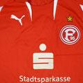 Trikot, Heimtrikot, Saison 2007/2008, Jugend, U9, Fortuna Düsseldorf, Puma, Stadtsparkasse Düsseldorf