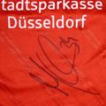 Trikot, Heimtrikot, Saison 2009/2010, Fortuna Düsseldorf, matchworn, Nr. 34, Martin Harnik, Signatur, Puma, Stadtsparkasse Düsseldorf