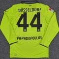 Trikot, Torwarttrikot, Saison 2012/2013, Fortuna Düsseldorf, matchprepared, Nr. 44, Niko Papadopoulos, Puma, Otelo