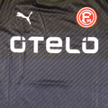 Trikot, Auswärtstrikot, Saison 2016/2017, Fortuna Düsseldorf, Nr. 15, matchworn, Lukas Schmitz, Puma, Otelo