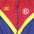 "Torwarttrainingsanzug, Torwarttrainingsoverall, Saison 1995/1996, Fortuna Düsseldorf, Georg ""Schorsch"" Koch, Umbro, Diebels/Diebels Alt"