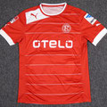 Trikot, Heimtrikot, Saison 2012/2013, Fortuna Düsseldorf, matchworn, Nr. 8, Robert Tesche, Puma, Otelo
