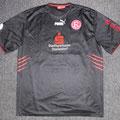 "Trikot, Auswärtstrikot, Saison 2005/2006, Fortuna Düsseldorf, matchworn, Nr. 17, Andreas ""Lumpi"" Lambertz, Puma, Stadtsparkasse Düsseldorf"