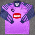 Trikot, Torwarttrikot, Saison 1990/1991, Fortuna Düsseldorf, matchworn, Nr. 1, Jürgen Wittmann, Puma, Zamek