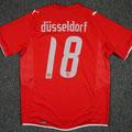 Trikot, Heimtrikot, Fortuna Düsseldorf, Saison 2011/12, matchworn, Jugend, U16, Puma, Nord Connection