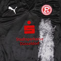 Trikot, Auswärtstrikot, Saison 2008/2009, Fortuna Düsseldorf, matchworn, Nr. 7, Marco Christ, Puma, SSK Stadtsparkasse Düsseldorf