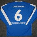 Trikot, Ausweichtrikot, Saison 2006/2007, Fortuna Düsseldorf, matchworn, Nr. 6, Jens Langeneke, Puma, Stadtsparkasse Düsseldorf
