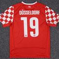 Trikot, Saison 2014/2015, Fortuna Düsseldorf, Jugend, matchworn, Puma, ohne Sponsor