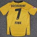 Trikot, Ausweichtrikot, Saison 2011/12, matchworn, Nr. 7, Oliver Fink, Puma, Bauhaus