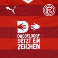 Trikot, Heimtrikot, Saison 2015/2016, Fortuna Düsseldorf, matchprepared, Nr. 21, Christian Gartner, Puma, Düsseldorf setzt ein Zeichen