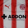 Trikot, Saison 2013/2014, Fortuna Düsseldorf, Jugend, matchworn, Puma, +ADDON
