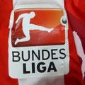 Saison 2015/16, Trikot, Heimtrikot , Fortuna Düsseldorf, matchworn, Nr. 20, Joel Pohjanpalo, Puma, Otelo