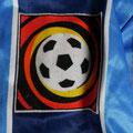 Trikot, Auswärtstrikot, Saison 1997/98, matchworn, Nr. 15, Rudi Istenic, Umbro, Diebels, Diebels Alt