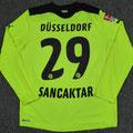 Trikot, Torwarttrikot, Saison 2011/2012, matchprepared, Nr. 29, Edin Sancaktar, Puma, Bauhaus