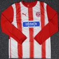 Trikot, Saison 2013/2014, Fortuna Düsseldorf, Jugend, matchworn, Puma, Imtech