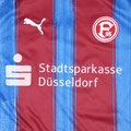 Trikot, Auswärtstrikot, Saison 2010/2011, matchworn, Nr. 31, Kai Schwertfeger, Puma, Stadtsparkasse Düsseldorf