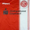 Trikot, Auswärtstrikot, Saison 2017/2018, Fortuna Düsseldorf, Jugend, U16, matchworn, Uhlsport, Stadtsparkasse Düsseldorf