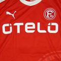 Trikot, Heimtrikot, Saison 2013/2014, Fortuna Düsseldorf, matchworn, Nr. 36, Timm Golley, Puma, Otelo