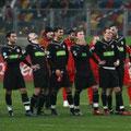 Trikot, Sondertrikot, Wintercup, Saison 2008/2009, Fortuna Düsseldorf, matchworn, Nr. 11, Sebastian Heidinger, matchworn, Puma, Stadtwerke Düsseldorf