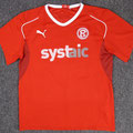 Trikot, Heimtrikot, Saison 2009/2010, Fortuna Düsseldorf, Jugend, matchworn, Puma, Systaic