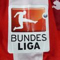 Trikot, Heimtrikot, Saison 2015/2016, Fortuna Düsseldorf, matchworn, Nr. 33, Didier Ya Konan, Puma, Otelo