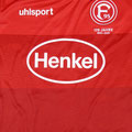 Trikot, Auswärtstrikot, Saison 2019/20, Fortuna Düsseldorf, matchprepared, Nr. 26, Diego Contento, Uhlsport, Henkel, Toyo Tires