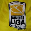 Trikot, Ausweichtrikot, Sambatrikot, Saison 2009/2010, Fortuna Düsseldorf, matchprepared, Nr. 31, Kai Schwertfeger, Puma, Stadtsparkasse Düsseldorf