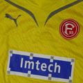 Trikot, Torwarttrikot, Saison 2011/2012, Fortuna Düsseldorf, Jugend, matchworn, Puma, Imtech