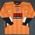 Trikot, Ausweichtrikot, Saison 1996/1997 oder 1997/1998, Fortuna Düsseldorf, U23, Zwote, matchworn, Umbro