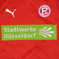 Trikot, Heimtrikot, Saison 2010/2011, Fortuna Düsseldorf, U23, Zwote, matchworn, Puma, Stadtwerke Düsseldorf, Regionalliga West