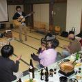 2014.3.22 福島その2。「花ホテル滝のや」にて。
