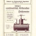 Pulsometer Produkt  um 1900