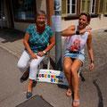 die allerersten Besetzerinnen in Wattenwil