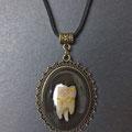Erinnerungsmedaillon Zahn -Preis auf Anfrage