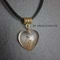 Herz klein 42,00, Anhängerhöhe ca 3,5cm Herz Groß ca 4,2cm , 47,00 Kunstlederband je 2 Euro Preis Gliederkette 4,00 zzgl. 5,00 Versand gegen Aufpreis mit 585er Gold oder 925er Silber