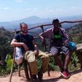 Hiking in the Uluguru Mountains