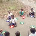 Food project at Happy Bricks School