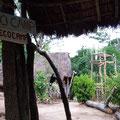 Karibuni sana at Ngerengere River Eco Camp