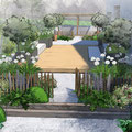 Création d'un jardin à Aix-en-Provence © Rc-Paysage