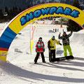 Snowpark in Jerzens im Pitztal