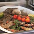 O'Grill - Buffet - Nos fruits de mer