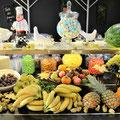 O'Grill - Buffet - Nos desserts - fruits